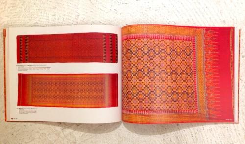カンボジアの染織